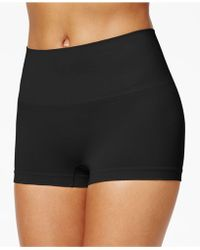 Spanx - Shaping Boy Shorts Ss0915 - Lyst