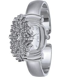 Charter Club - Silver-tone Snowflake Bracelet Watch 32mm, Created For Macy's - Lyst