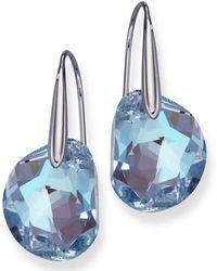 Swarovski - Earrings, Galet - Lyst