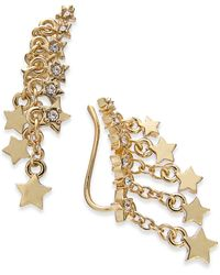 INC International Concepts - I.n.c. Gold-tone Shooting Star Ear Climbers, Created For Macy's - Lyst