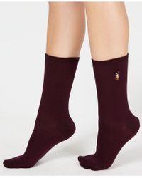 Polo Ralph Lauren - Classic Flat Knit Socks - Lyst