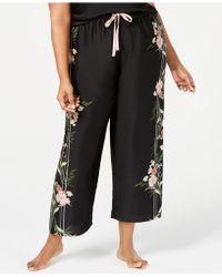 INC International Concepts - I.n.c. Plus Size Printed Pyjama Pants, Created For Macy's - Lyst