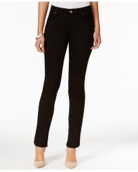 Lee Platinum - Petite Nellie Barely Bootcut Jeans - Lyst