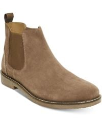 Steve Madden - Nevada Suede Chelsea Boots - Lyst