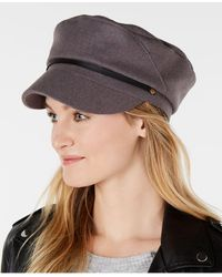 Nine West Wool Cap - Gray