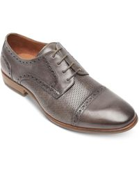 Kenneth Cole Reaction - Fin Lace-up Shoes - Lyst