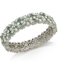 Charter Club - Crystal Stretch Bracelet, Created For Macy's - Lyst