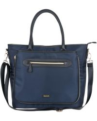 """Kenneth Cole Reaction - 15"""" Computer Travel Tote - Lyst"""