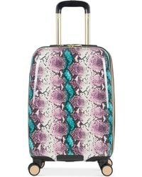 "Aimee Kestenberg - Aruba 20"" Hardside Expandable Carry-on Spinner Suitcase - Lyst"