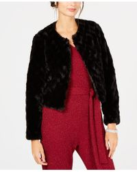 Ivanka Trump - Faux-fur Shrug - Lyst