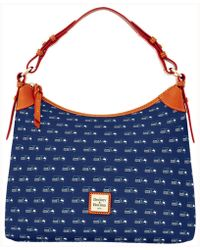 Dooney & Bourke - Seattle Seahawks Hobo Bag - Lyst