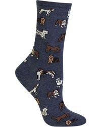 Hot Sox - Dogs Trouser Socks - Lyst