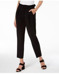 Maison Jules - Pull-on Pleated Pants, Created For Macy's - Lyst