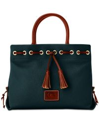 Dooney & Bourke - Tassel Medium Tote - Lyst