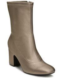 Aerosoles - Tall Grass Mid Shaft Boots - Lyst