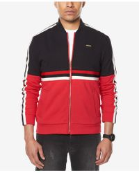 Sean John | Men's Colorblocked Jacket | Lyst