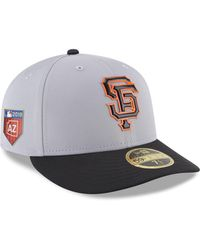 huge selection of c9ad8 25a9f KTZ Women s San Francisco 49ers Polar Dust Knit Hat in White - Lyst