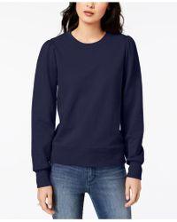 Maison Jules - Blouson-sleeves Sweatshirt, Created For Macy's - Lyst