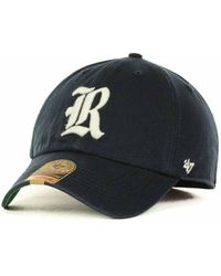 47 Brand | Rice Owls Franchise Cap | Lyst