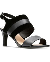 Clarks - Laureti Joy Dress Sandals - Lyst