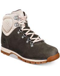 260371e14916 Timberland - Alderwood Waterproof Mid Hiker Boots - Lyst