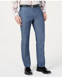 INC International Concepts - Paul Slim-fit Trousers, Created For Macy's - Lyst