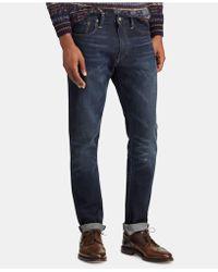 8b66e6344 Polo Ralph Lauren Sullivan Slim-fit Jean in Blue for Men - Lyst