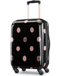 """American Tourister - Minnie Mouse Dots 21"""" Carry-on Spinner Suitcase - Lyst"""