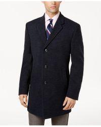 Tommy Hilfiger - Men's Slim-fit Beckham Overcoat - Lyst
