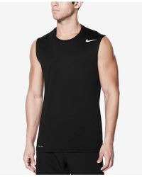 Nike | Men's Sleeveless T-shirt | Lyst