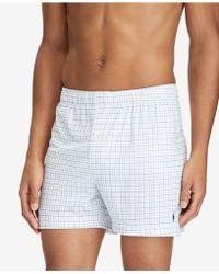 Polo Ralph Lauren - Knit Boxers - Lyst
