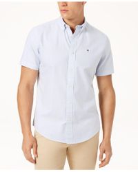 Tommy Hilfiger - City Oxford Shirt - Lyst