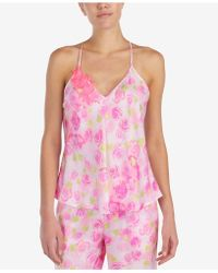 Betsey Johnson - Floral-embroidered Pyjama Top - Lyst