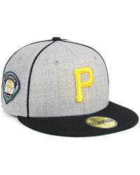 KTZ - Pittsburgh Pirates Stache 59fifty Fitted Cap - Lyst