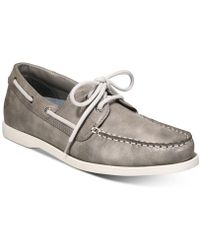 7ccee4464c33 Lyst - Weatherproof 32 Degrees Heat By Men S Two-Tone Moccasin ...
