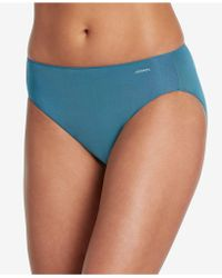 Lyst Jockey No Panty Line Promise Bikini 1370 Also Available In