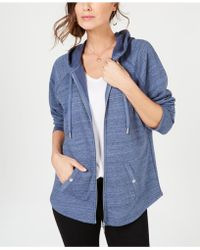 Style & Co. - Zip-front Jacket, Created For Macy's - Lyst