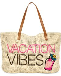 INC International Concepts - Mimi Vacation Vibes Extra-large Tote - Lyst