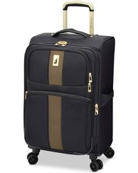 "London Fog - Langley 21"" Carry-on Spinner Suitcase - Lyst"