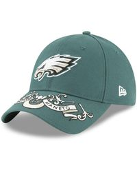 15b812d8 Philadelphia Eagles Draft 9twenty Strapback Cap