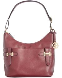Giani Bernini - Pebble Bridle Small Hobo - Lyst