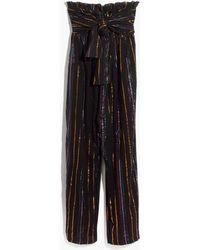 Madewell - Apiece Aparttm Striped Zaza Gipsea Jumpsuit - Lyst