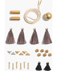 Madewell - Do-it-yourself Necklace Kit - Lyst