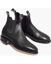 Madewell - R.m. Williams Adelaide Boots - Lyst