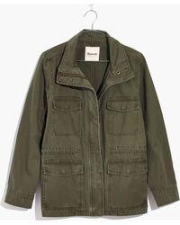 Madewell | Surplus Jacket | Lyst