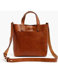 Madewell - The Small Transport Crossbody - Lyst