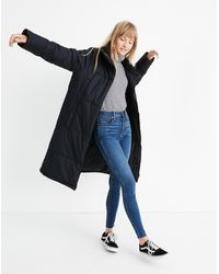 Madewell Penfield® Ruby Puffer Coat - Black