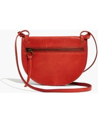 Madewell - The Siena Convertible Belt Bag - Lyst