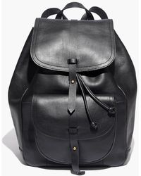Madewell - The Transport Rucksack - Lyst