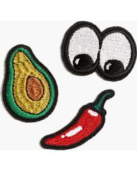 Madewell - Embroidered Sticker Patch Set - Lyst